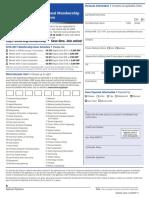 ASME Membership in India Professional Application
