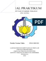 Cover Jurnal Praktikum