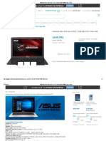 Notebook Asus Intel Core i5 15.6_ 12GB RAM_1TB_T