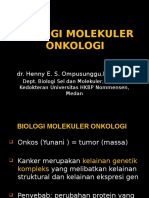 Biomolekuler Onkologi