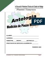 Antologia de Medición Cona