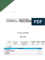 07- Hcl-gseg-pro-c-007 - Relleno y Compactacion Para Construccion y Reparacion de Rampas de Acceso y Talud