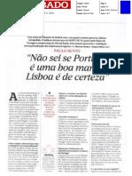 Entrevista Paulo Bento_sabado 20161103