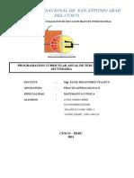 1 Programacionanualdel3desecundaria 120118103800 Phpapp02
