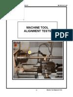 74243351 Machine Tool Testing