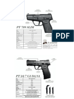 Catalogo Verde Pistolas 9mm