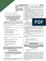 Resolución Legislativa que aprueba el Acuerdo para la Creación del Fondo de Desarrollo de la Zona de Integración Fronteriza Perú - Colombia