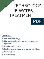 122884914 Nanotechnology Water Treatment