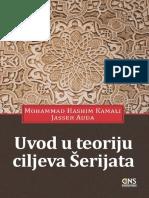 Uvod u teoriju ciljeva šerijata - Mohammad Hashim Kamali i Jasser Auda