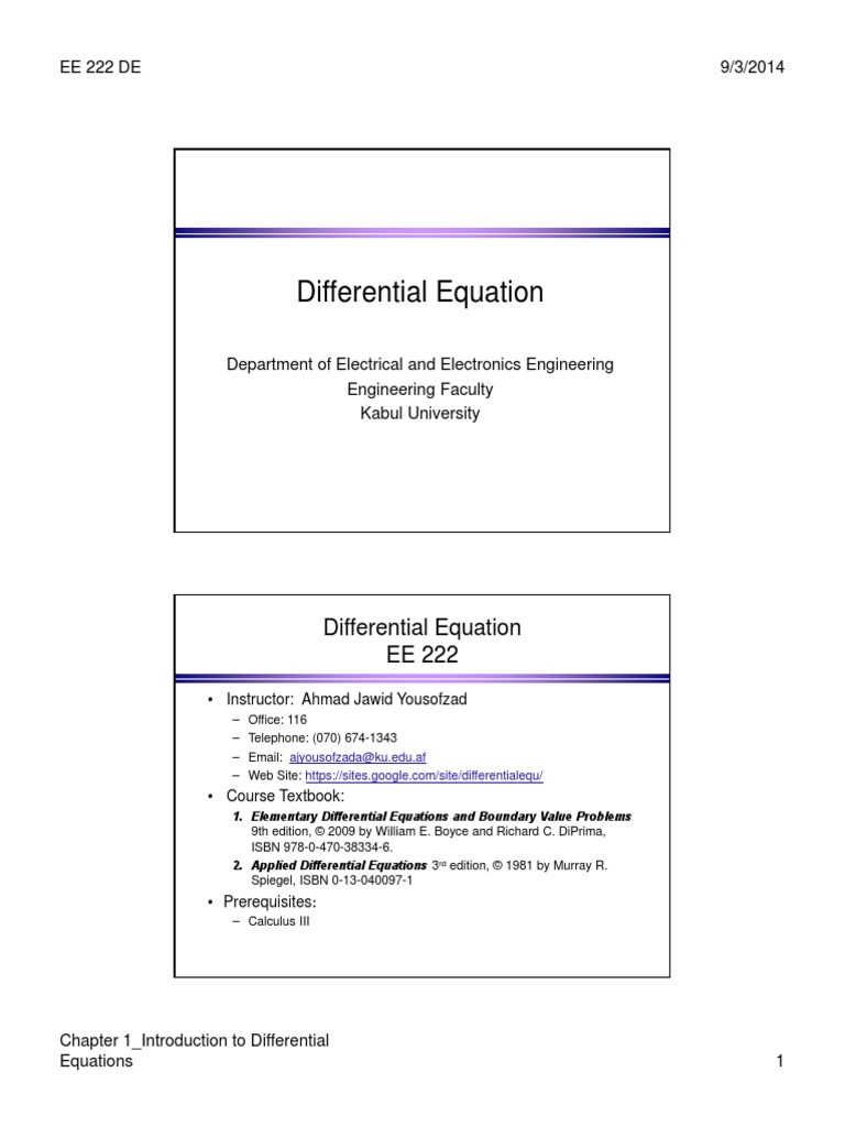Chapter 1introduction to differential equations differential chapter 1introduction to differential equations differential equations equations fandeluxe Images