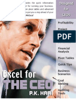 P.K.Hari - Excel for the CEO.pdf