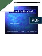 Manual de Estadística