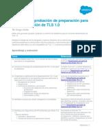 TLS Readiness Checklist