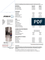 JFE Bear Data Sheet