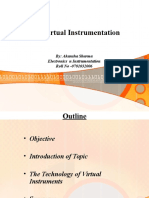 53638273 Virtual Instrumentation Ppt