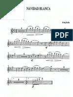 Navidad Blanca - Flute 2