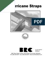 BRC Manual on Hurricane Straps