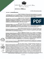 Resolucion Administrativa 0642016