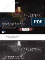 SAS - World of Darkness - The Harvesters