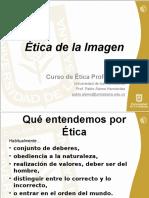 Etica de La Imagen (1)
