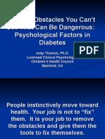Psych Diabetes 09