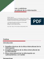 Desafiosteoricos y Practicas de La Etica Intercultural