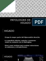 patologias de higado