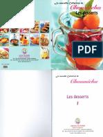 Choumicha - Les Desserts