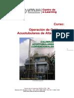 Modulo 3 Unidad N° 12 Curso Operación de Calderas Acuotubulares de alta presión