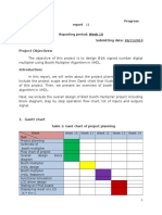 Progress Report(1)