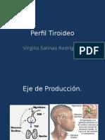 Perfil Tiroideo UPAO