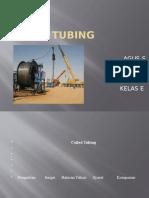 Coiled Tubing(Agus s. Manibuy 113140023 )