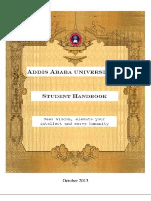 student handbook-13-14 (1) pdf | University And College Admission