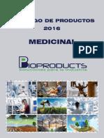 Catálogo Medicinales