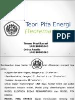 Teori Pita Energi, Teorema Bloch