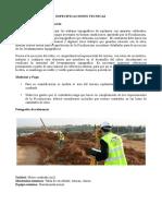 Especificaciones técnicas de rubros de la construcción