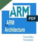 Arm Arhitecture