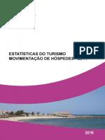 Estatistica de Turismo 2015