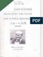Libro flauto