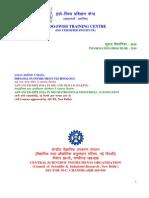 Information Brochure 2010