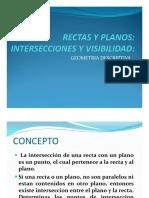 5.- Rectas y Planos
