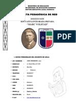 Carpeta Pedagogica Del 2015..de Lupe