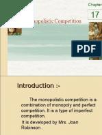 06 Monopolistic Competition