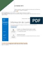 Como Configurar Gmail Outlook 2013