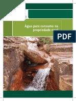 DETEC_Ambientalcartilha Água Para Consumo Na Propriedade Rural