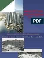 Arquitetura Pós Moderna