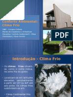 CA - CLIMA Apresentação Clima Frio AU4A42