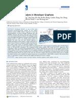Modeling Fe N C Catalysts in Monolayer Graphene Acscat2016