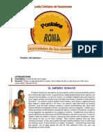 Roma Parte 06 - Cuaderno de Actividades