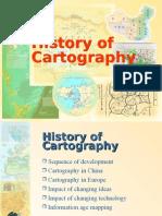 SUG243 - History of Cartography